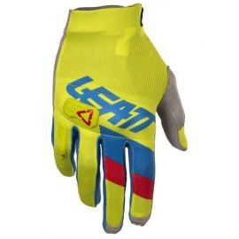 Guanti Leatt GPX 3.5 Lite Lime/Blue
