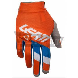 Guanti Leatt GPX 3.5 Lite Orange/Denim