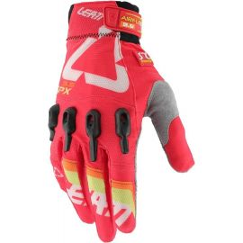 Guanti Leatt GPX 3.5 X-Flow Red