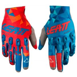 Guanti Leatt GPX 4.5 Lite Blue/Red