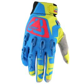 Guanti Leatt GPX 4.5 Lite Blue/Yellow/Red