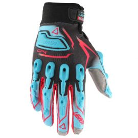 Guanti Leatt GPX 5.5 Lite Blue/Red/Black