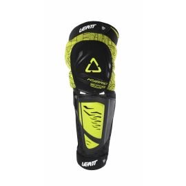 Ginocchiere Leatt 3DF HYBRID EXT Black/Lime