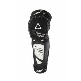 Ginocchiere Leatt 3DF HYBRID EXT Black/White