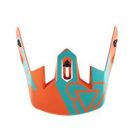 Visiera Per Caschi Leatt DBX 3.0 Orange/Teal