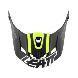 Visiera Per Caschi Leatt DBX 5.0 V09 Black/Yellow