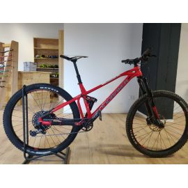MTB Mondraker FOXY 29 Flame Red/Light Blue tg. Medium 2019 - A15M Usato