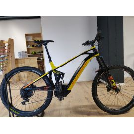 E-Mtb Mondraker LEVEL R 29 Black/Yellow/Orange Tg. Large 2019