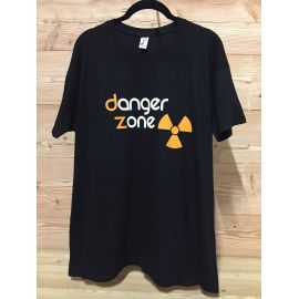 T-Shirt Youth Danger Zone Logo