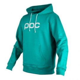 Felpa POC Color Hood Berly Green