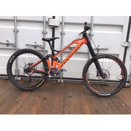 Mondraker Summum 27,5 Black/Orange 2017 tg. L - 009 - F13L Usato