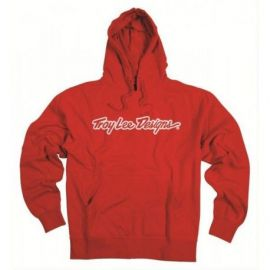 Felpa Troy Lee Designs Signature Red