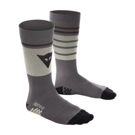 Calze Dainese HG Socks Gargoyle/Tender-Yellow/Black