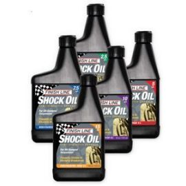 Finish Line Shock Oil 10 WT 475 ml.