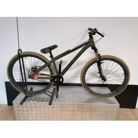 "MTB Dirt/PumpTrack NS BIKES Zircus 26"" Camo - TC61D"