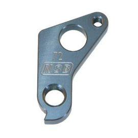 Forcellino Cambio Derailleur Hangers Banshee Legend MK2 NSBDH0072