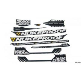 Adesivi Nuke Proof Mega Frame Decal Kit