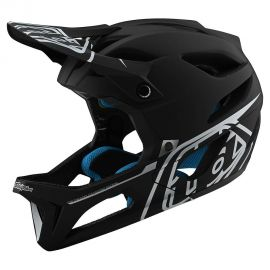 Casco Troy Lee Designs Stage MIPS Stealth Black/Silver