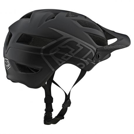 Casco Troy Lee Designs  A1 Drone Black/Silver