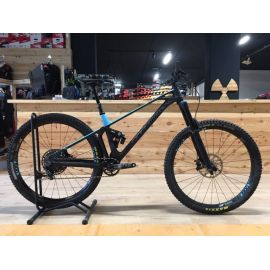 MTB Mondraker Foxy Carbon R 29 Black Phantom/Light Blue tg. Medium 2019 - 146