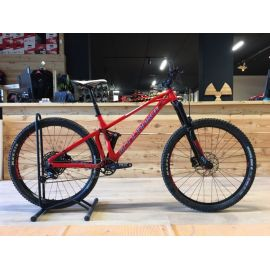 MTB Mondraker FOXY 29 Flame Red/Light Blue tg. Medium 2019 - A16M Usato