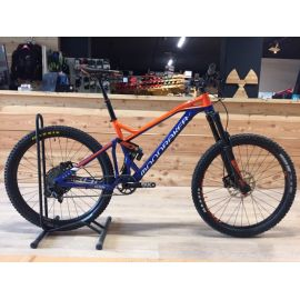 MTB Mondraker DUNE 27.5 Navy/Orange tg. Medium 2019 - 122 Usato