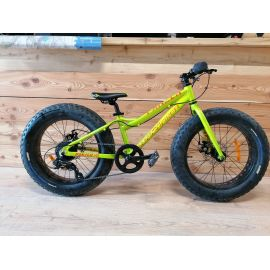 Mini Fat Bike Mondraker Panzer 20 Usato Demo Test 088