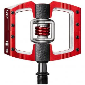 Pedali Crank Brothers Mallet DH LS Red
