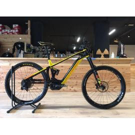 E-Mtb Mondraker LEVEL R 29 Black/Yellow/Orange tg. Large 2019 - A76HL