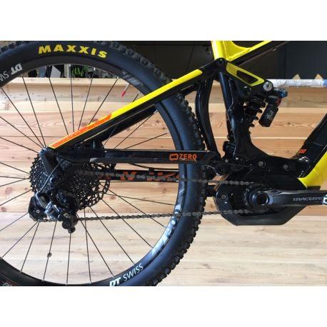 E-Mtb Mondraker LEVEL R 29 Black/Yellow/Orange Tg. Large 2019