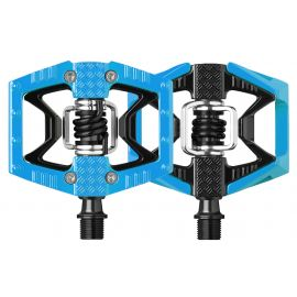 Pedali Crank Brothers Double Shot 2 Light Blue/Black