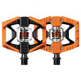 Pedali Crank Brothers Double Shot 2 Orange/Black