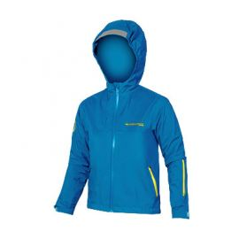 Giacca Antipioggia Endura Waterproof Jacket  MT500JR Azure Blue