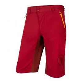 Pantaloni Endura Spray Short MT500 rosso