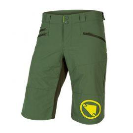 Pantaloni Endura SingleTrack Short II verde