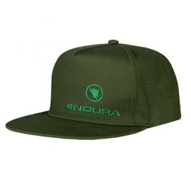 Cappello Endura One Clan Cap verde