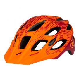 Casco Endura Hummvee Youth Helmet mandarino