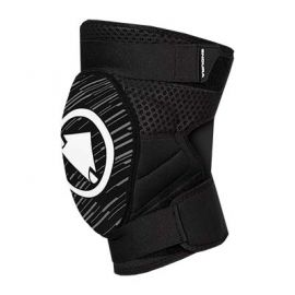 Ginocchiere Endura SingleTrack Knee Protector II nero
