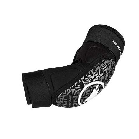 Gomitiere EnduraSingleTrack Youth Elbow Protector nero