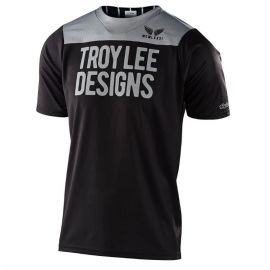 Jersey Troy Lee Designs Skyline nero/grigio