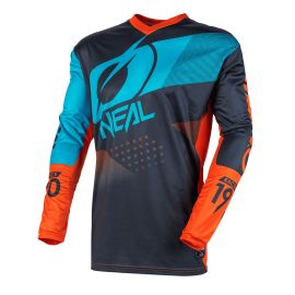Jersey ONeal Youth Factor gray/orange/blue