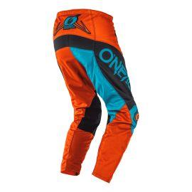 Pantaloni ONeal Youth Factor gray/orange/blue