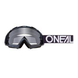 Maschera ONeal B-10 PIXEL Black/White - Clear
