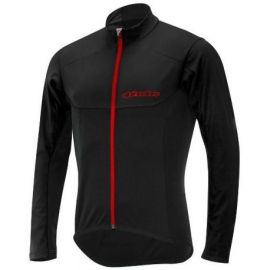 Giacca Alpinestars Hurricane Jacket Black/Red