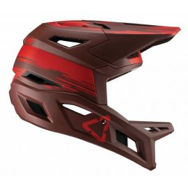Casco Integrale Leatt DBX 5.0 V19.1 ruby