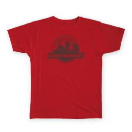 T-Shirt Rocky Mountain New Logo Dots Red