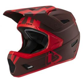 Casco integrale Leatt DBX 3.0 V19.3 stadium ruby