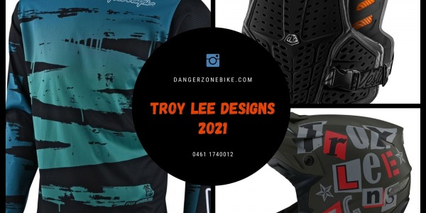 TROY LEE DESIGNS 2021.